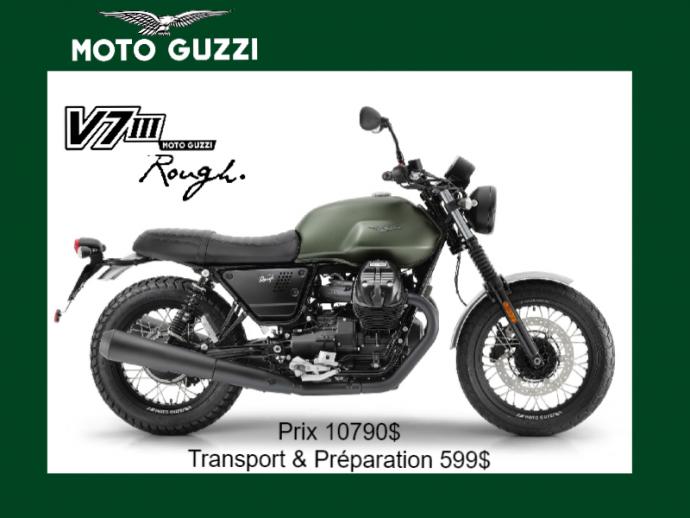 Moto Guzzi  V7 III Stone Rough