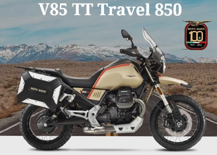 Moto Guzzi Travel 2021