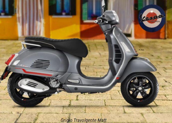 Vespa Gts 300 Hpe super Sport 2021