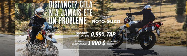 Promo Moto  Guzzi Juin