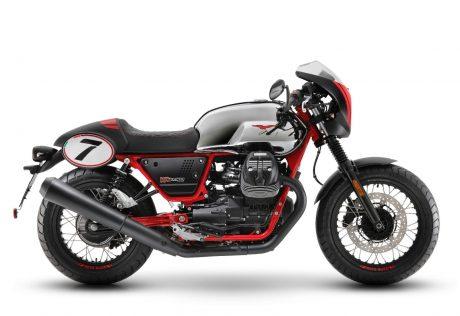 2020 Moto Guzzi Racer