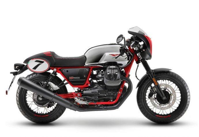 Moto Guzzi V7111 Racer 10th 2020