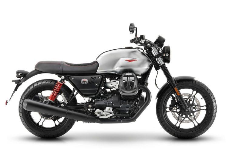Moto Guzzi Stone S 2020