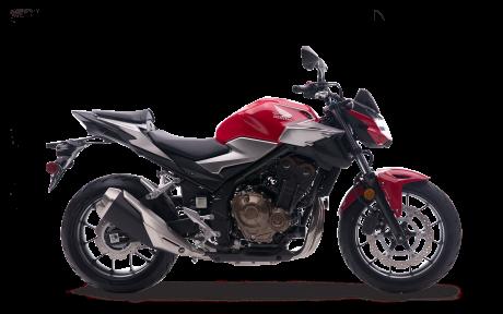2020 Honda CB500F