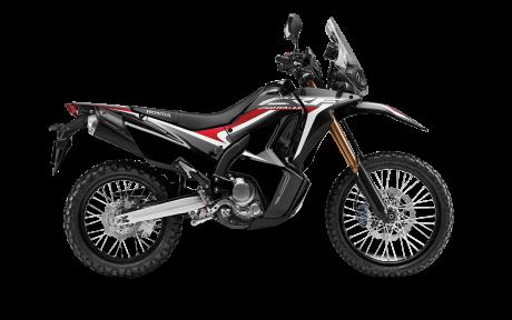 Honda CRF250 Rally 2020
