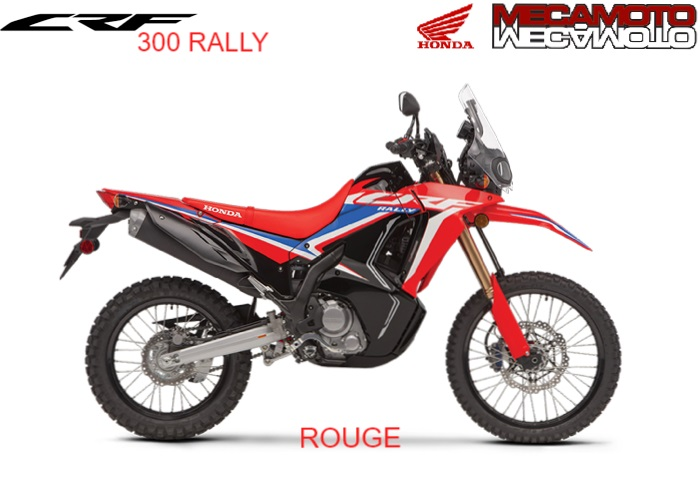 Honda CRF300 Rally 2021