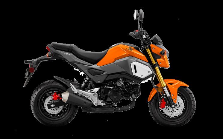 Honda Grom 125 2019