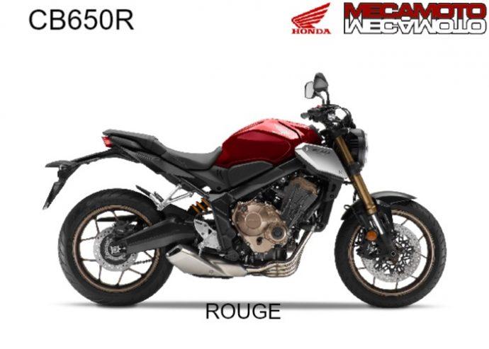 Honda CB650R 2020