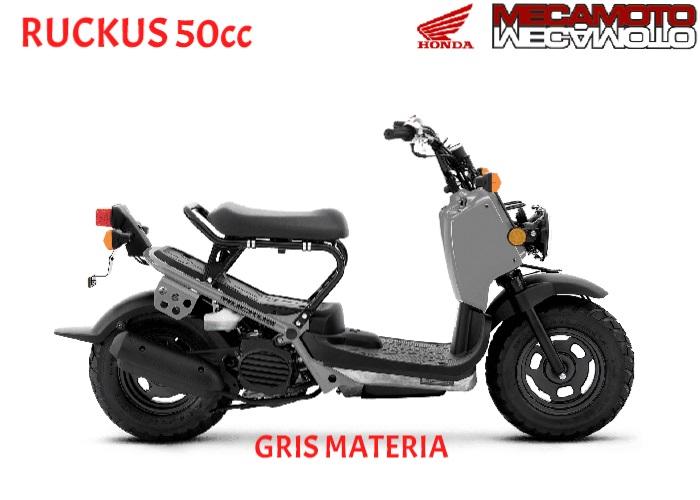 Honda Ruckus 2022