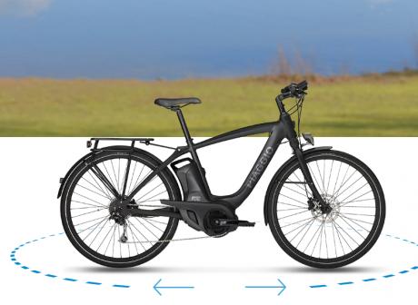 Piaggio Wi-Bike Active 2018