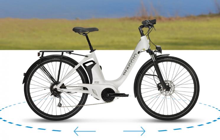 Piaggio Wi-Bike Comfort 2020