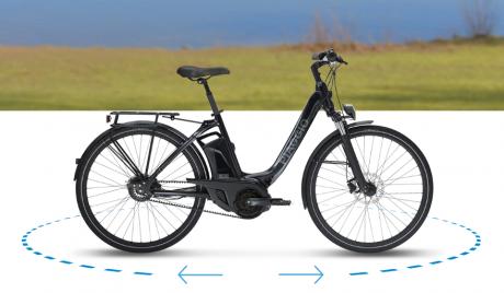 Piaggio Wi-Bike Active 2020