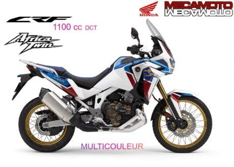 Honda Africa twin aventure sport DCT 2021