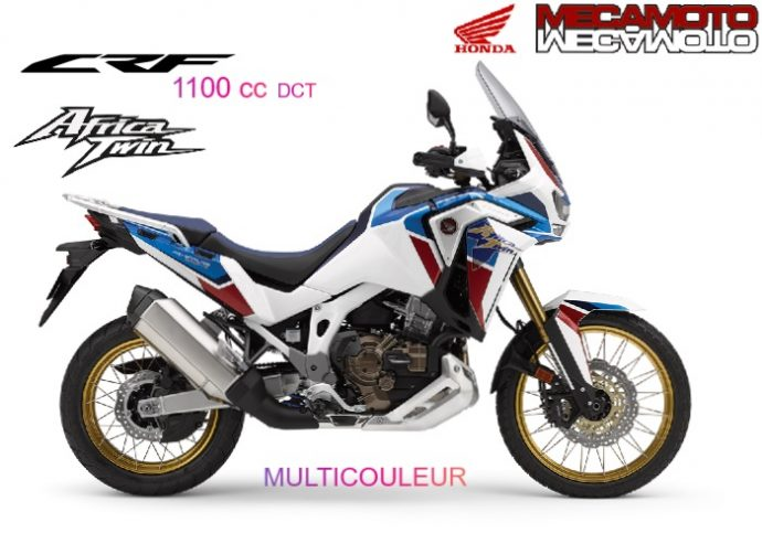 Honda Africa twin adventure sports dct 2021