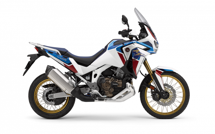 Honda Africa twin adventure sports dct 2021
