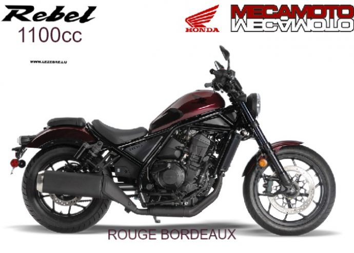 Honda Rebel 1100 2021