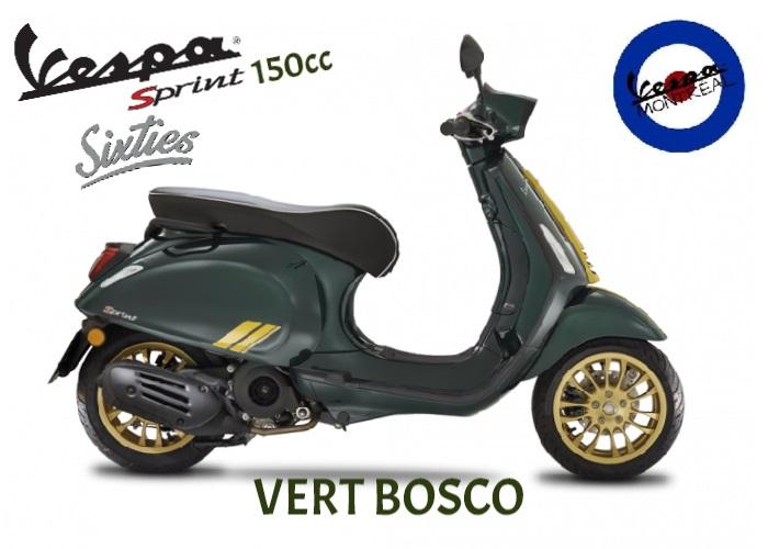 Vespa Sprint 150cc Racing Sixties  2021