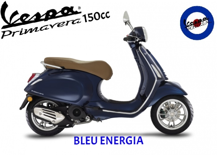 Vespa Vespa Primavera 150 iget 2020