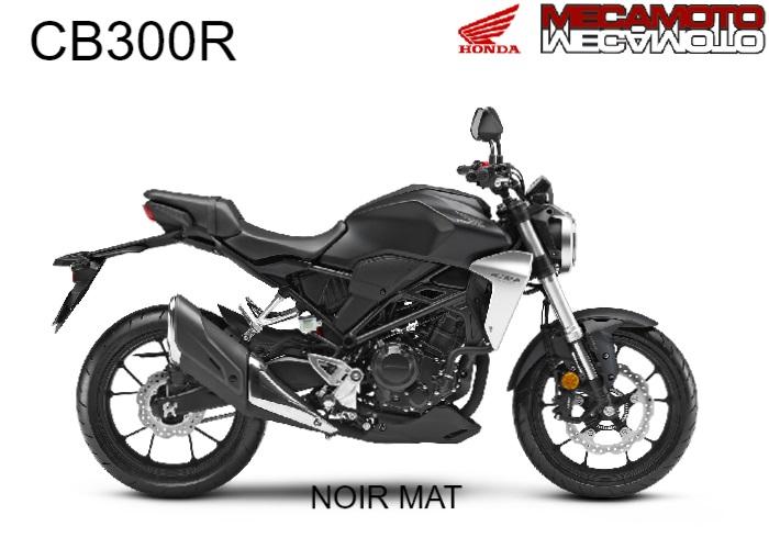 Honda Cb300 2021