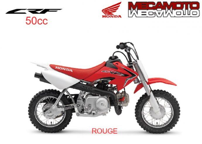 Honda CRF50 FM 2021
