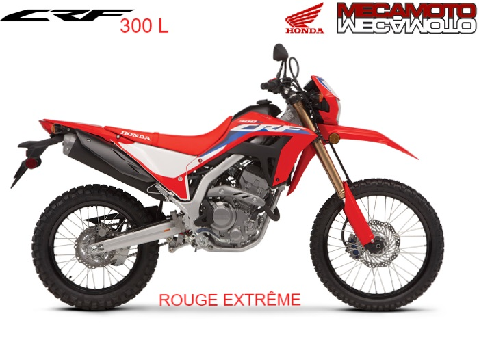 Honda CRF300 L 2020