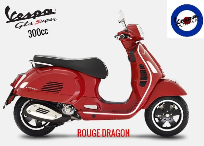 Vespa Gts 300ie Super hp 2021