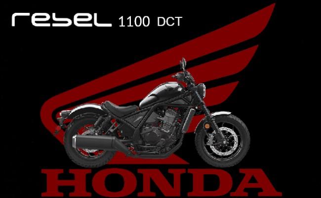 Honda Rebel 1100 Dct 2021