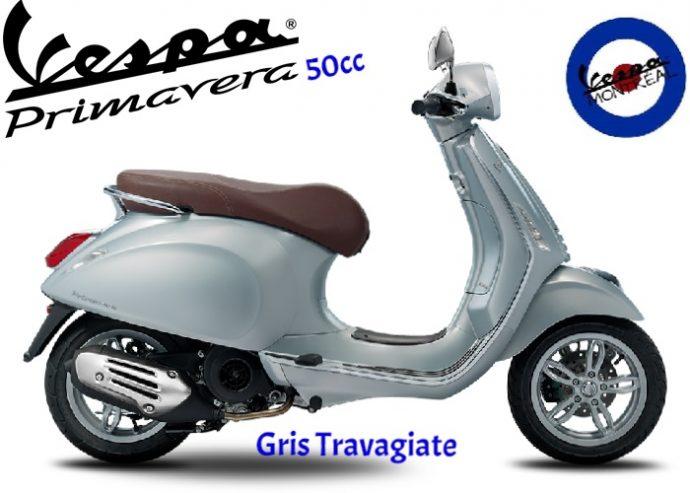 Vespa Primavera 50 2021