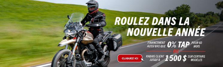 Promo Moto Guzzi 2021