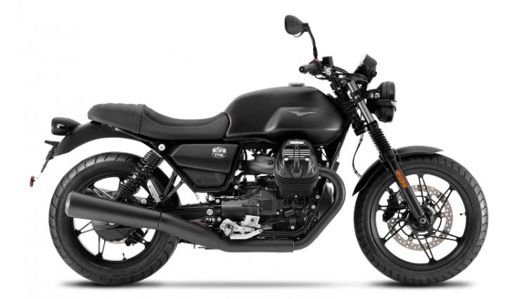Moto Guzzi Stone 850 2021
