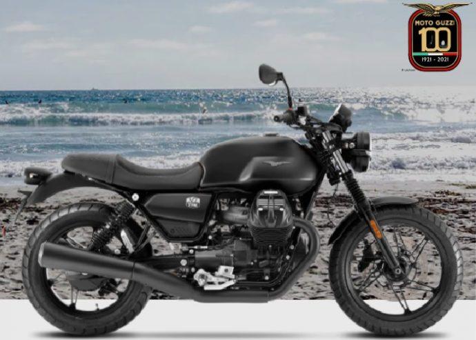 Moto Guzzi V7 Stone 850 2021