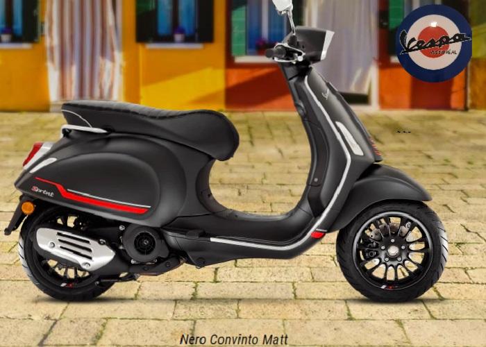 Vespa Sprint S  2022