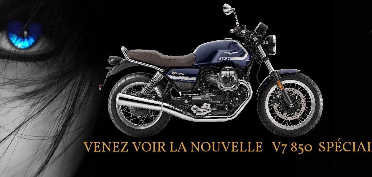 Moto Guzzi V7 850 2022