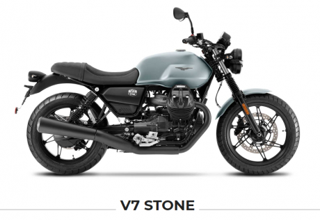 2021 Moto Guzzi Stone