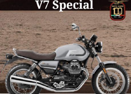 Moto Guzzi V7 Spécial  2021