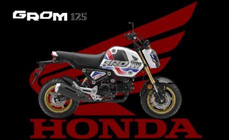 2022 Honda Grom 125