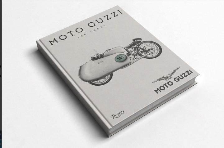 Moto Guzzi 100 ans histoire