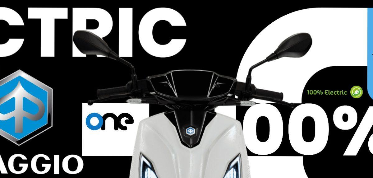 Piaggio One 2022
